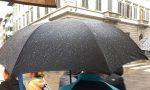 Arriva (finalmente) la pioggia: temperature in netto calo PREVISIONI METEO
