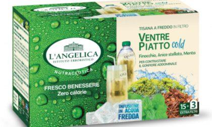 """Escherichia coli nella tisana de L'Angelica """"Ventre piatto cold"""""""