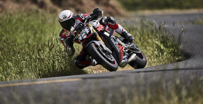 Ducati Streetfighter V4, un prototipo per la Pikes Peak