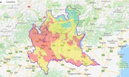 Qualità dell'aria: ozono fuori controllo a Pavia