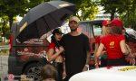 Milanesi camaleontico tra Legend Cars, Ferrari e Kawasaki