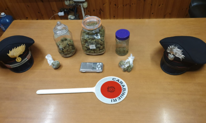 Sorpreso a vendere marijuana, arrestato spacciatore 26enne