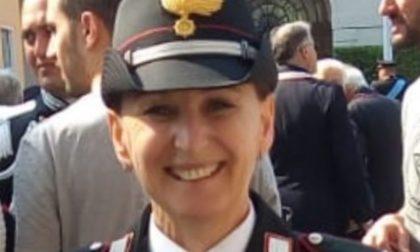 205° Fondazione Arma dei Carabinieri: Encomio al Maresciallo Gianna Poggi