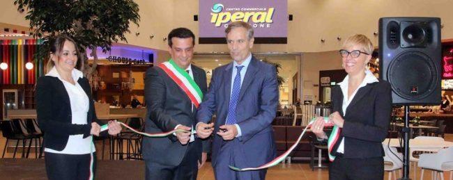 Iperal continua a crescere e arriva a Treviolo, in Bergamasca