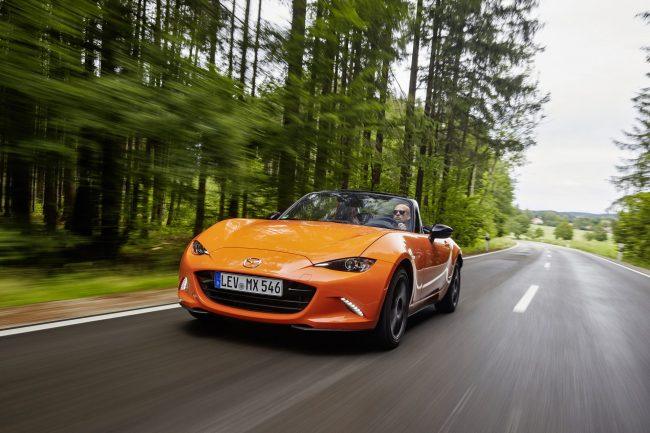 MX-5 30th Anniversary Edition arriva in 3.000 unità