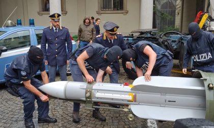 """Missile sequestrato, Matteo Salvini: """"Un attentato contro di me"""""""