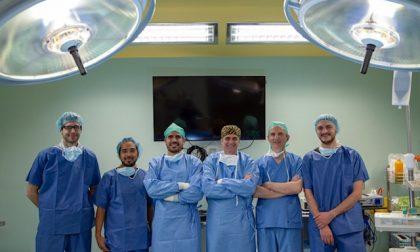 Straordinario primo intervento di cardiochirurgia pediatrica con l'utilizzo della realtà aumentata