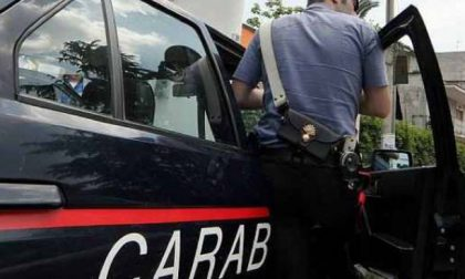 Ladro in fuga causa incidenti a raffica…. alla fine si schianta