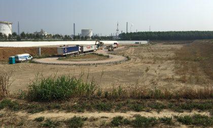 Discarica di cemento amianto a Ferrera: effettuati i controlli