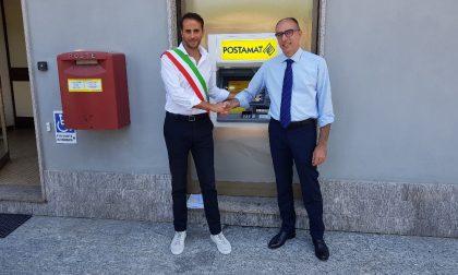 Anche a Bagnaria arriva l'ATM Postamat di Poste Italiane