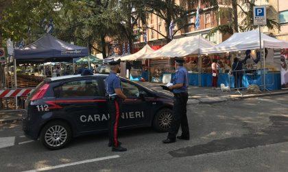 """Ruba dalle auto in sosta durante la """"Festa Greca"""": preso e arrestato"""