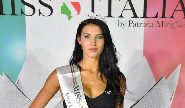 Miss Lombardia 2019: è la 20enne di Vigevano Carolina Stramare a vincere