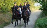 """""""Siamo a Cavallo!"""" Arma in più per i Carabinieri di Pavia VIDEO"""