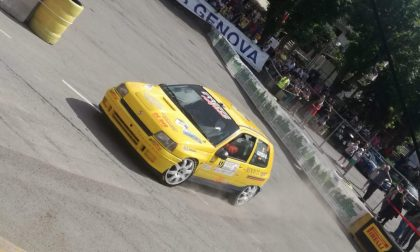 Rally della Lanterna e Val d'Aveto, forza 4 per EfferreMotorsport