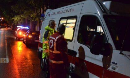 Incidenti in Oltrepò: 6 giovani coinvolti SIRENE DI NOTTE