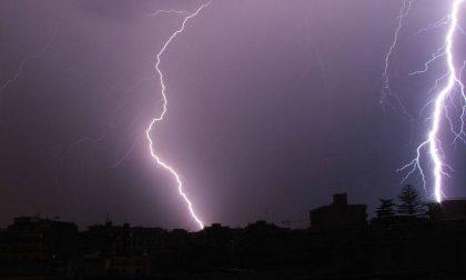 Arriva un'altra fase temporalesca: possibili nubifragi PREVISIONI