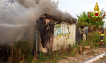 Incendio centralina elettrica: disagi sulla linea Pavia-Mortara-Vercelli