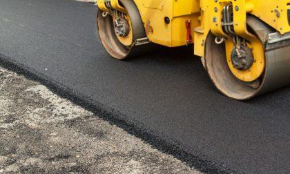 Lavori di asfaltatura in viale Lungoticino Sforza: modifiche alla viabilità
