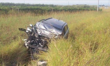 Incidente a Vasto, muore 32enne di Abbiategrasso