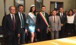 Carolina Stramare, Miss Italia 2019, festeggiata a Vigevano FOTO