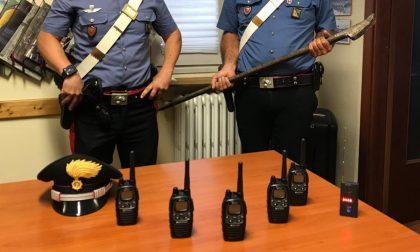 Furti in case di riposo e ricettazione: cinque persone arrestate