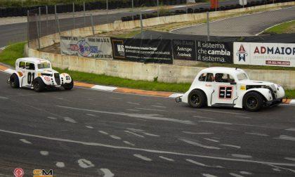 """""""Make A Wish"""" a Basiglio: Michele Milanesi in rappresentanza di Legend Cars Italia"""