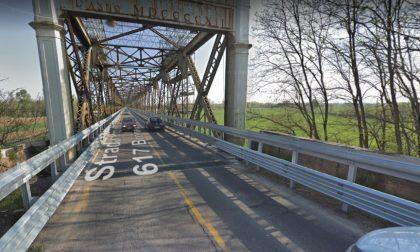 Ponte della Becca chiuso alla circolazione sabato 12 ottobre