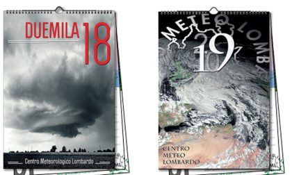 Il Centro meteo lombardo prepara il calendario 2020… con le vostre foto
