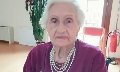 Auguri ad Albina per i suoi 107 anni!!