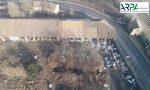 Scoperta un'altra discarica abusiva nel Pavese: a Giussago accumulati 4.000 metri cubi di rifiuti