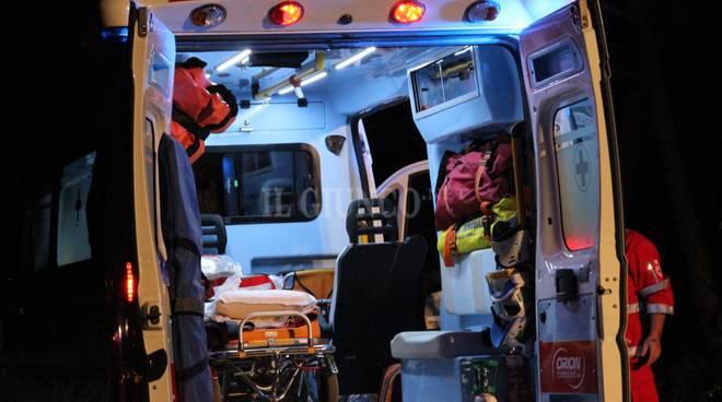 34enne in ospedale intossicato dall'alcol SIRENE DI NOTTE - Giornale di Pavia