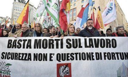 Infortuni mortali sul lavoro: aumentati del 61% in Lombardia