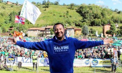 Elezioni Comunali 2020: lunedì Matteo Salvini sarà a Vigevano e Voghera