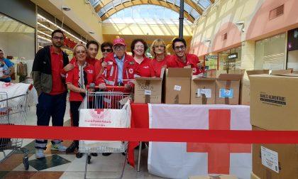 Crescono le famiglie aiutate dalla Croce Rossa: povertà in aumento a Pavia