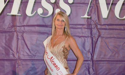 Miss Nonna Italiana 2019: sul podio anche una nonna di Vigevano