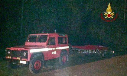 Si rovescia imbarcazione a Lanca Ayala: un disperso nel Ticino
