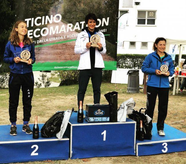 Ticino Ecomarathon, nuovo acuto di Di Giacomo