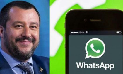 """GUARDA Salvini nudo a Cortina!"" il messaggio WhatsApp è un virus"