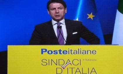 """Premier Conte all'evento """"Sindaci d'Italia"""" di Poste Italiane: """"Piccoli Comuni sono una ricchezza"""""""