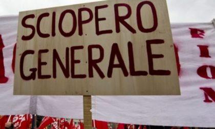 Oggi, 25 ottobre, è la giornata dello sciopero generale