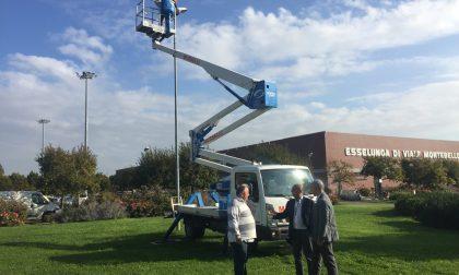 A Voghera partito il piano di istallazione di 6300 nuove lampade a Led