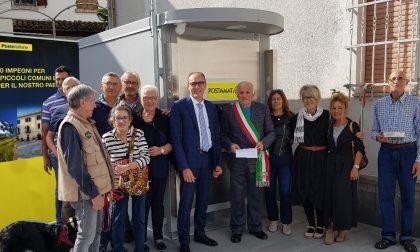 Nuovi postamat nei comuni di Lirio e Montescano