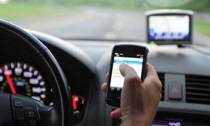 Cellulare alla guida: numerose contravvenzioni rilevate dalla Polizia Stradale