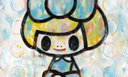 """Leonardo reimagined"": l'artista Tomoko Nagao rivisita Leonardo da Vinci"