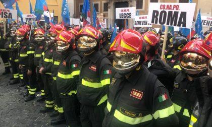 Vigili del Fuoco in lotta per il loro rispetto e la loro dignità