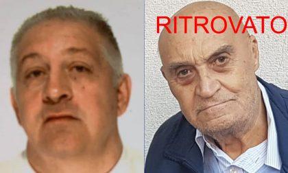 Scomparsi: ritrovato Enrico Gorla, le ricerche continuano per Guido Migliavacca