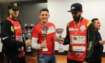 Milanesi e Cioni: secondo posto nel campionato Racing Kart League
