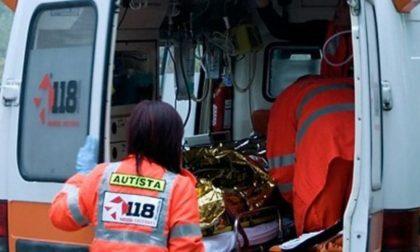 Rissa a Voghera: 26enne in ospedale con ferita alla testa