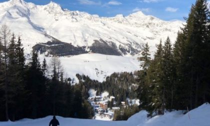 In Valchiavenna questo weekend si scia gratis