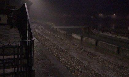 Ticino in calo e nella notte il Borgo riemerge finalmente dall'acqua